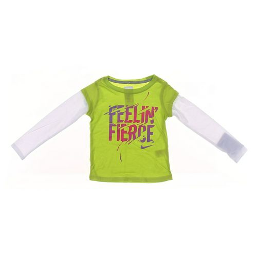 NIKE Shirt in size 2/2T at up to 95% Off - Swap.com