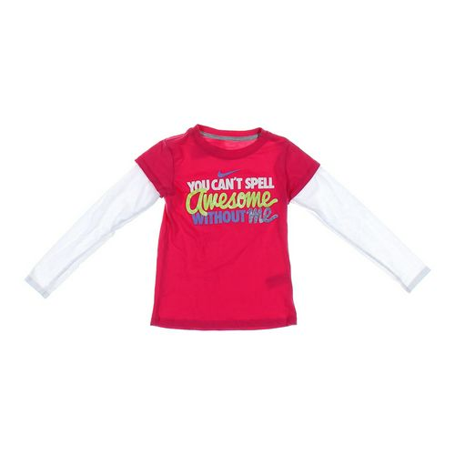 NIKE Shirt in size 5/5T at up to 95% Off - Swap.com
