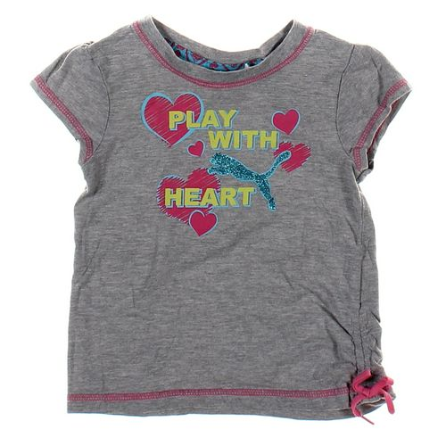 Puma Shirt in size 4/4T at up to 95% Off - Swap.com
