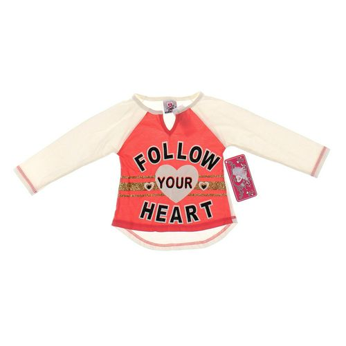 Real Love Shirt in size 2/2T at up to 95% Off - Swap.com