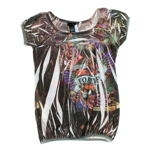 rue21 Shirt in size JR 7 at up to 95% Off - Swap.com