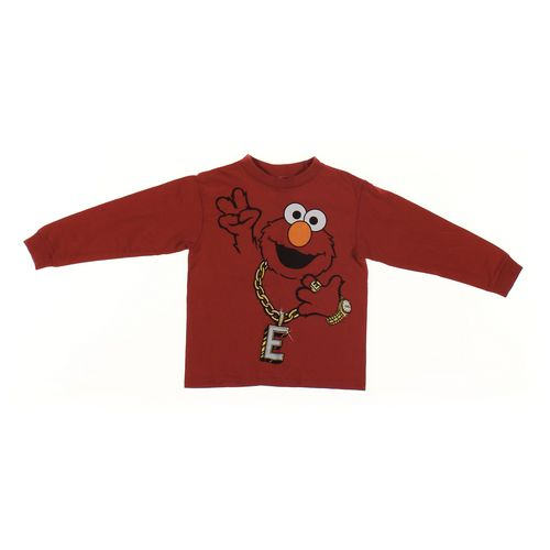 Sesame Street Shirt in size 6 at up to 95% Off - Swap.com