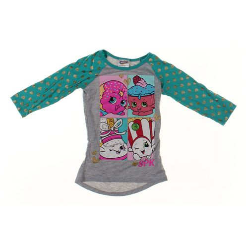 Shopkins Shirt in size 7 at up to 95% Off - Swap.com