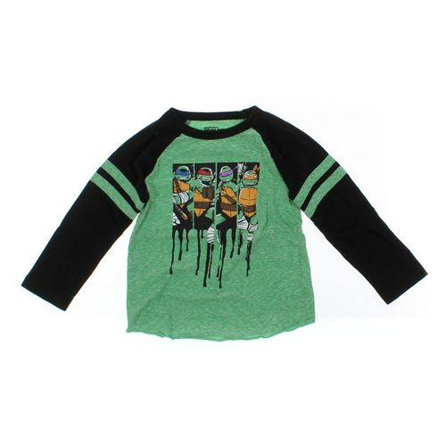 Teenage Mutant Ninja Turtles Shirt in size 4/4T at up to 95% Off - Swap.com