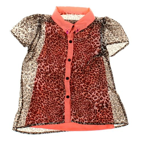 Tempted Girls Shirt in size 6 at up to 95% Off - Swap.com