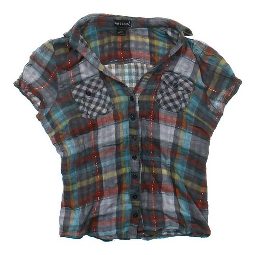 Wet Seal Shirt in size 8 at up to 95% Off - Swap.com