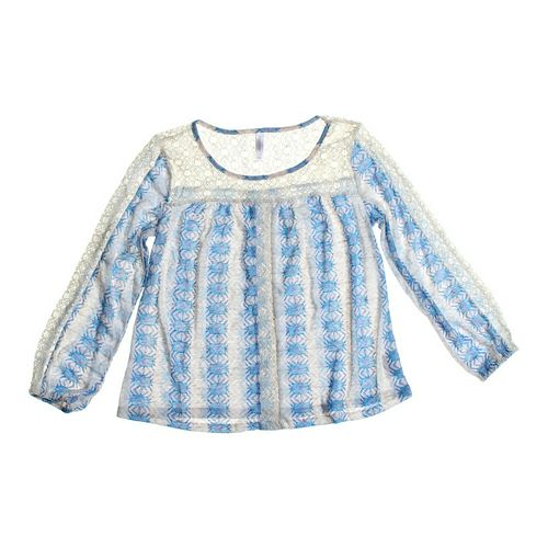 Xhilaration Shirt in size JR 3 at up to 95% Off - Swap.com
