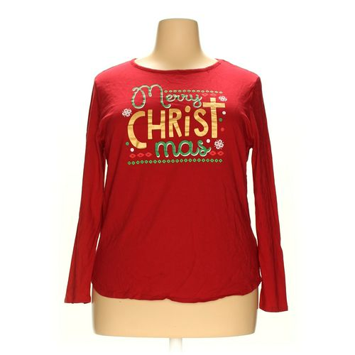 Holiday Time Shirt in size 22 at up to 95% Off - Swap.com