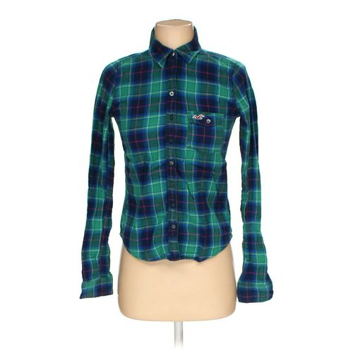 Hollister Shirt in size XS at up to 95% Off - Swap.com
