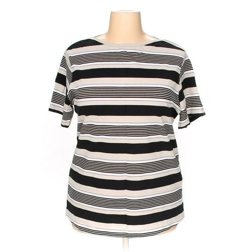 Jaclyn Smith Shirt in size 2X at up to 95% Off - Swap.com