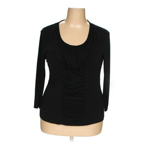 Jaclyn Smith Shirt in size XXL at up to 95% Off - Swap.com
