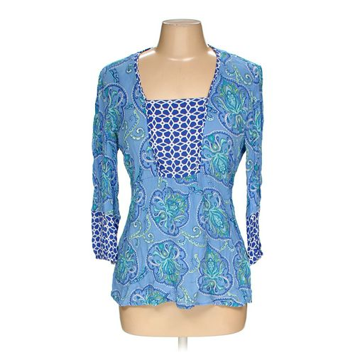 Jaclyn Smith Shirt in size M at up to 95% Off - Swap.com