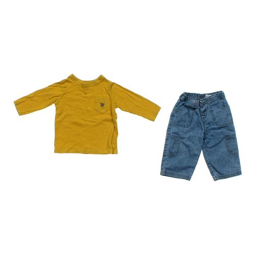 Koala Kids Shirt & Jeans Set in size 6 mo at up to 95% Off - Swap.com