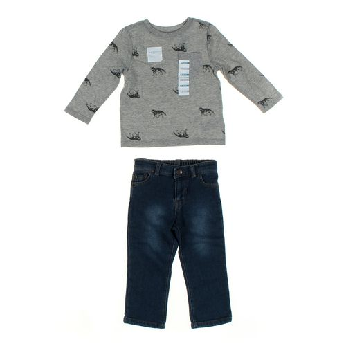 Old Navy Shirt & Jeans Set in size 18 mo at up to 95% Off - Swap.com