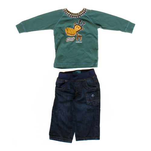 Small Paul Shirt & Jeans Set in size 3 mo at up to 95% Off - Swap.com