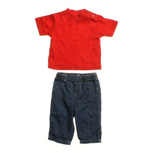 Starting Out Shirt & Jeans Set in size 6 mo at up to 95% Off - Swap.com