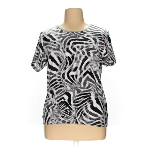 JM Collection Shirt in size XL at up to 95% Off - Swap.com
