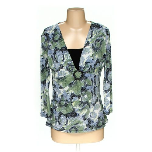 JM Collection Shirt in size S at up to 95% Off - Swap.com