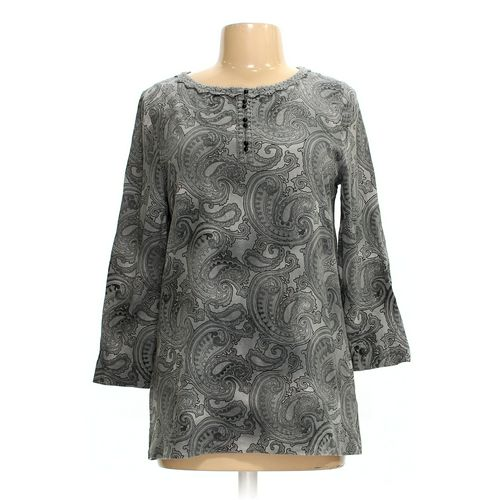 Jones New York Shirt in size L at up to 95% Off - Swap.com
