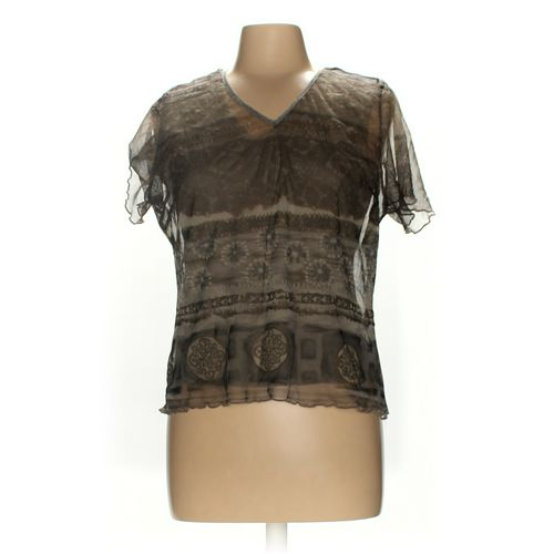 Kathie Lee Shirt in size M at up to 95% Off - Swap.com