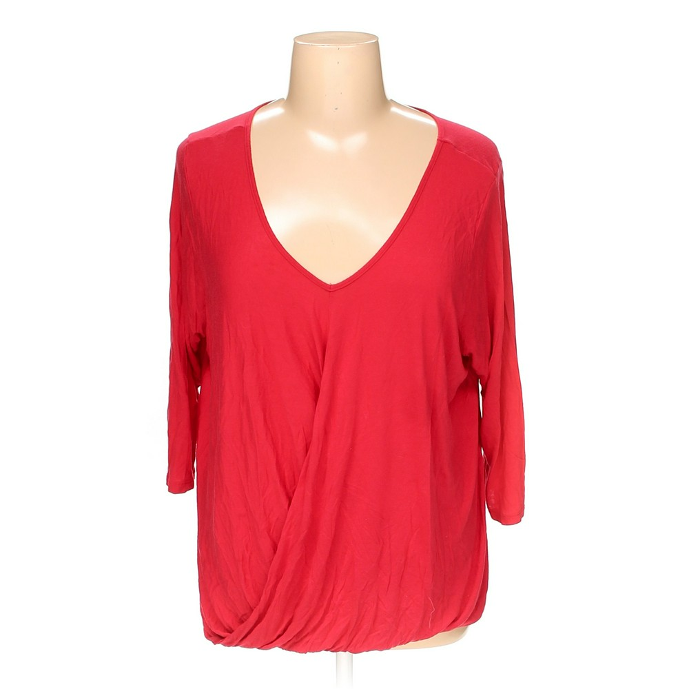 eee1c6bdc0295 Lane Bryant Shirt in size 22 at up to 95% Off - Swap.com