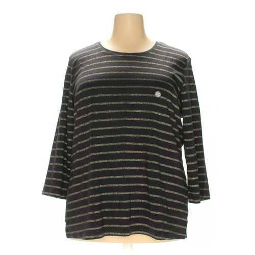 Laura Scott Shirt in size 2X at up to 95% Off - Swap.com