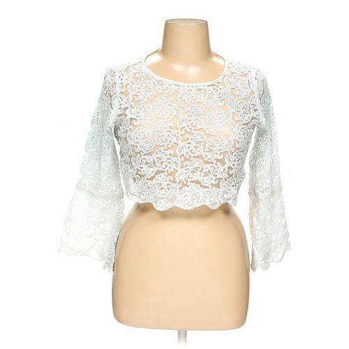 Lauren Conrad Shirt in size XL at up to 95% Off - Swap.com