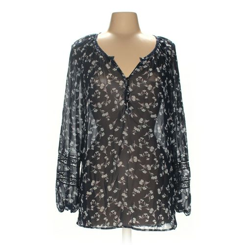 Lauren Conrad Shirt in size M at up to 95% Off - Swap.com