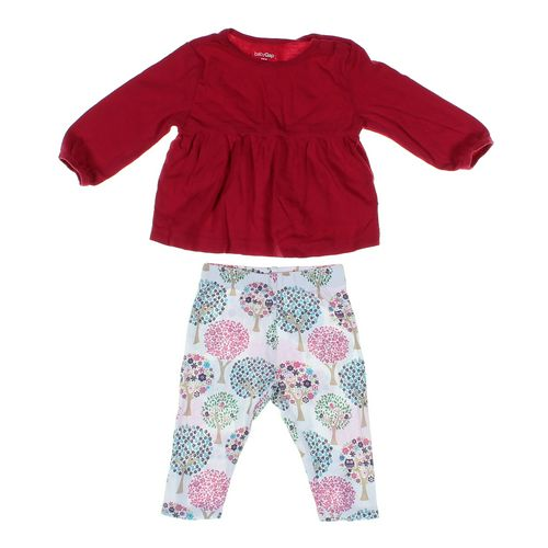 babyGap Shirt & Leggings Set in size 6 mo at up to 95% Off - Swap.com