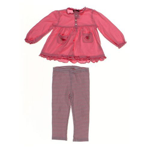 Chaps Shirt & Leggings Set in size 24 mo at up to 95% Off - Swap.com