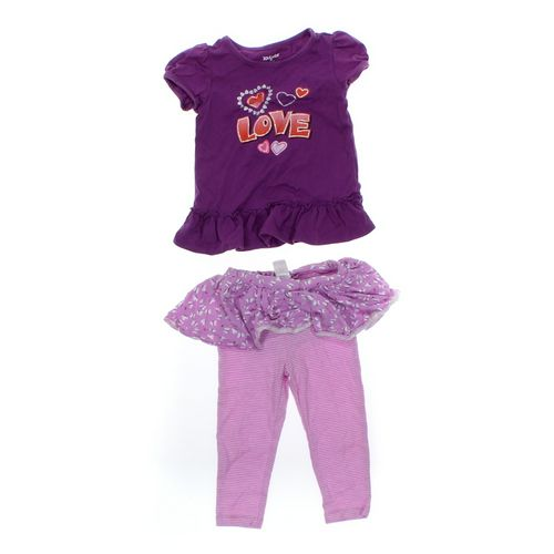 Kidgets Shirt & Leggings Set in size 24 mo at up to 95% Off - Swap.com