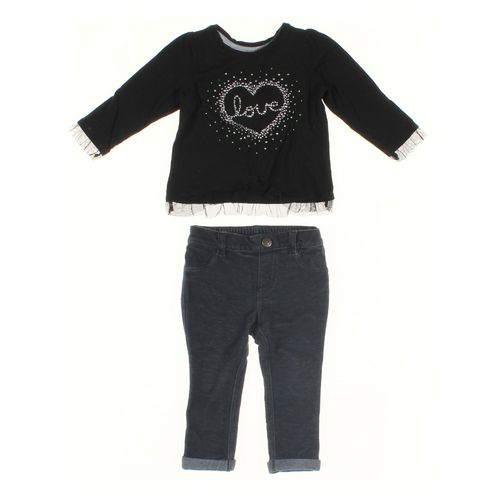 Okie Dokie Shirt & Leggings Set in size 12 mo at up to 95% Off - Swap.com
