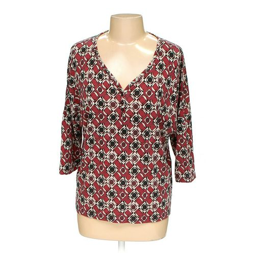 Liz Claiborne Shirt in size L at up to 95% Off - Swap.com