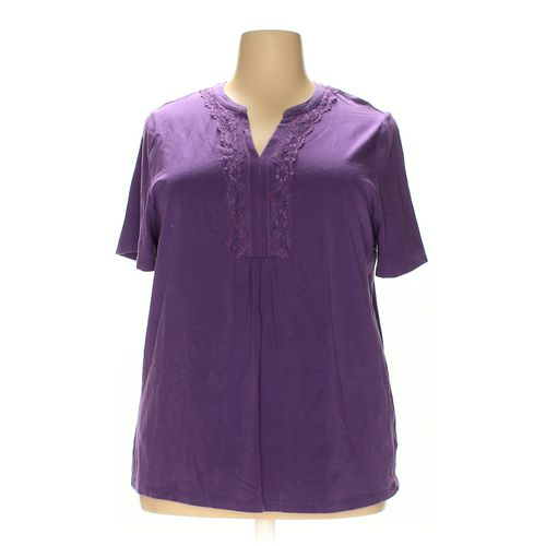 Liz & Me Shirt in size 18 at up to 95% Off - Swap.com