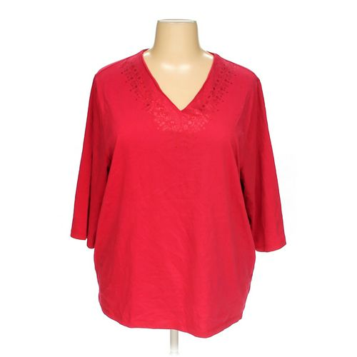 Liz & Me Shirt in size 22 at up to 95% Off - Swap.com