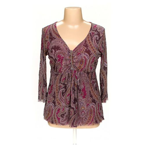 Lucy + Fiona Shirt in size 1X at up to 95% Off - Swap.com