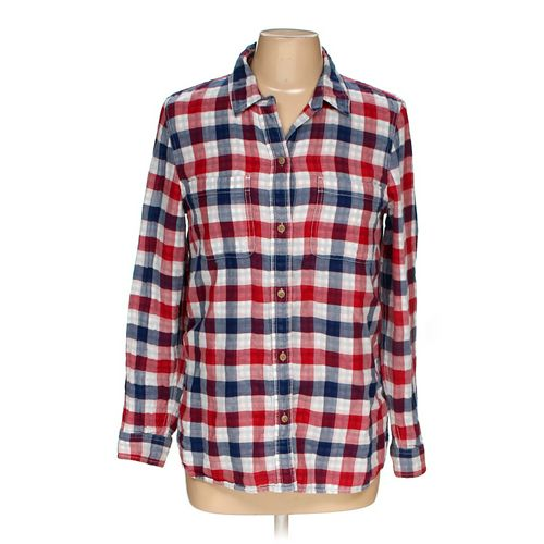 Madewell Shirt in size M at up to 95% Off - Swap.com