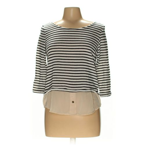maison Jules Shirt in size L at up to 95% Off - Swap.com