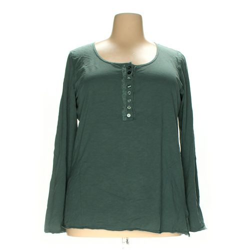 Maurices Shirt in size 2X at up to 95% Off - Swap.com