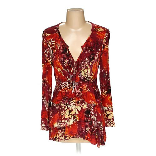 Mushkaby Sienna Rose Shirt in size S at up to 95% Off - Swap.com