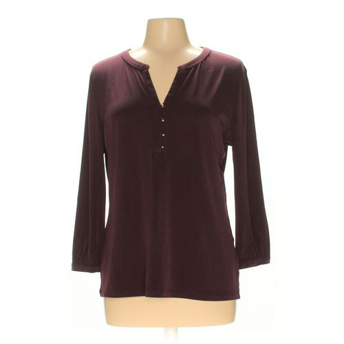 New York & Company Shirt in size L at up to 95% Off - Swap.com