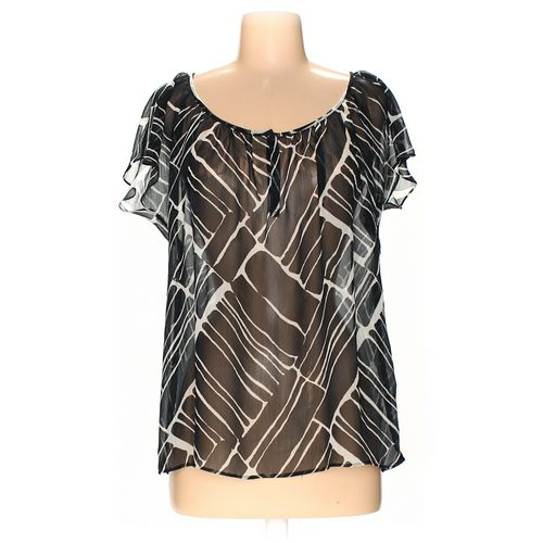 New York & Company Shirt in size M at up to 95% Off - Swap.com