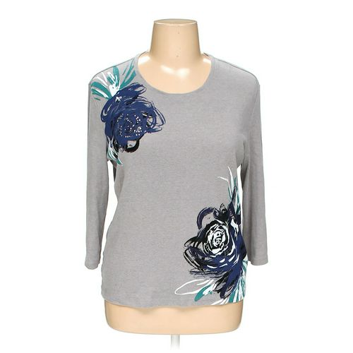 Nicole Miller Shirt in size XL at up to 95% Off - Swap.com