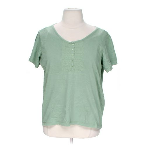 NorthCrest Shirt in size 2X at up to 95% Off - Swap.com