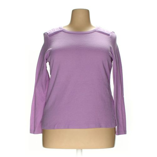 NorthCrest Shirt in size 1X at up to 95% Off - Swap.com