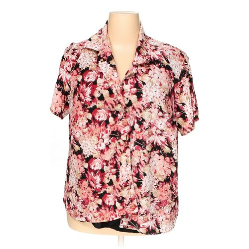 Notations Shirt in size 3X at up to 95% Off - Swap.com