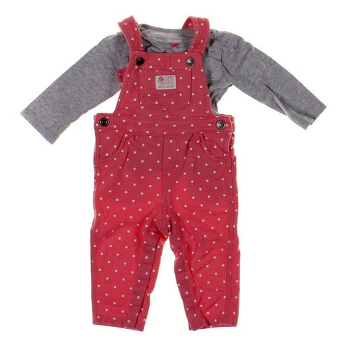 Carter's Shirt & Overalls Set in size 12 mo at up to 95% Off - Swap.com