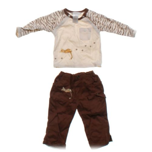 Anne Geddes Shirt & Pants Set in size 6 mo at up to 95% Off - Swap.com