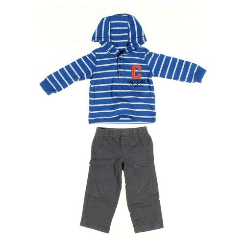 Carter's Shirt & Pants Set in size 2/2T at up to 95% Off - Swap.com
