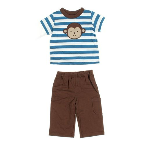 Child of Mine Shirt & Pants Set in size 3 mo at up to 95% Off - Swap.com